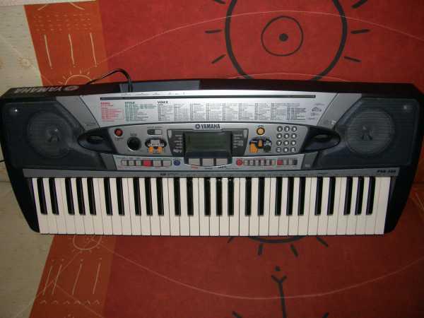 Keyboard Yamaha PSR 280
