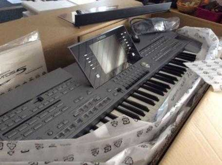 Available Yamaha Tyros 5, Pioneer D